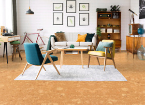 "Get Your Great Cork Floor at a Great Price!!Green ½"" cork"