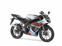 Rieju RS3 50cc LC Liquid Moly Replica 2018 model Brand new