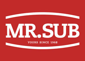 Mr.Sub Now Hiring Part-time Staff (36 Northield Dr. E. Waterloo)