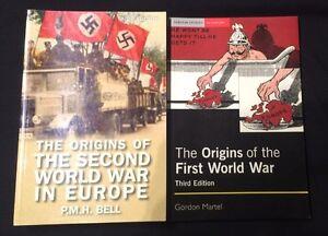 Origins of the First World War & Second World War