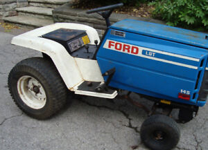 Ford LGT Lawn Tractor Mower