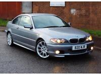 2005 BMW 3 Series 2.5 325Ci Sport 2dr