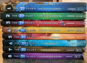 The 39 Clues - Vol. 1-8