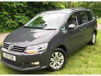 Volkswagen Sharan 2.0TDI SE (140) Bluemotion Tech**New Model,Outstanding!**