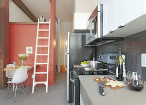 Character Lofts in the Exchange - Small Pet Friendly!