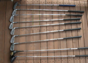 Right Swing Golf Clubs-Good condition -Entire Lot $5