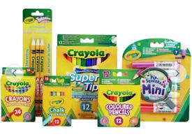 Unwanted gift Crayola Set colouring set