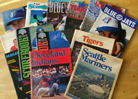 Collection of Vintage Blue Jays Programs