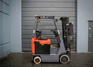 Toyota Electric Forklift 2600 lbs