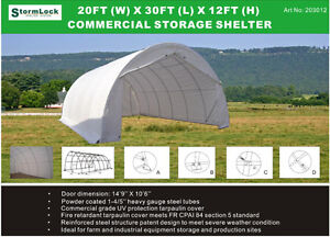 Shipping included in all Storage Shelters!