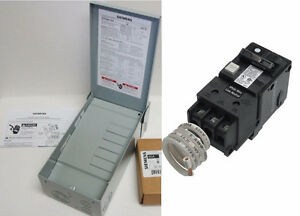 GFCI Breaker for Hot Tub & pool - 20 to 60 amp  - free shipping