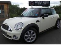 2007 07 MINI HATCH ONE 1.4 ONE 3D - 1 LADY OWNER - LOW MILES - FULL MINI S/HIST