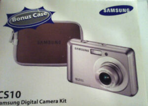 Samsung Digital Camera 10.2 Mega Pixels,Good condition,used