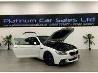 2012 BMW 6 Series 640D M SPORT CARBON PACK Auto Coupe Diesel Automatic