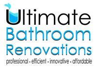Ultimate Bathroom Renovations - August Special Offer!
