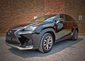 2015 Lexus NX 200t SUV Lease Takeover