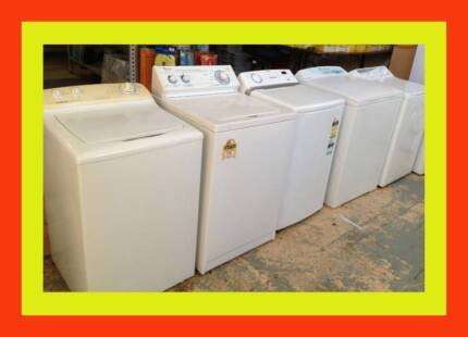 QUALITY SECOND HAND WASHING MACHINES AND DRYERS FOR SALE Labrador Gold Coast City Preview