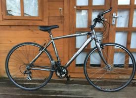 "Claud Butler Sport XC Road Hybrid Bike 20"" Frame"