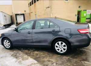 Toyota Camry 2010 LE Gris charcoal