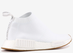 DS NMD CitySock 1 Gum Pack (White) Sz 9.5