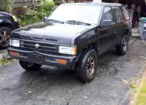 1993 Nissan Pathfinder SUV, Crossover