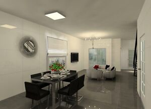 NEW LUXURY CONDO FOR RENT. FULLY FURNISHED  West Island Greater Montréal image 4