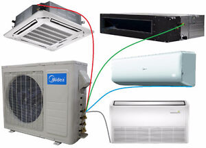 ductless split AC heat pump units by Carters London Ontario image 2