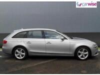 2014 Audi A4 TDI ULTRA SE TECHNIK Diesel silver Manual