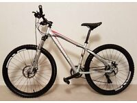 "BRAND NEW REVOLUTION SPUR MOUNTAIN BIKE - 16"" FRAME - 26"" WHEELS - XC DISC - FORKS LOCK - 140 ONO"