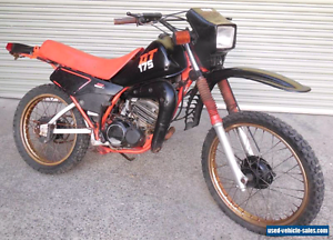 WTB 1989 yamaha dt175 North Beach Copper Coast Preview