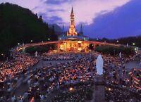 Pilgrimage to Lourdes/Pèlerinage au  Lourdes