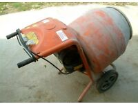 Belle Minimix 150 Cement / Concrete Mixer 110v