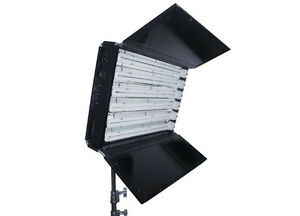 CL655P Cool Lights Portable 6 x 55W Softlight-Like Kino Flo Diva
