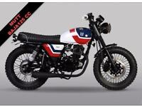 2018 18 MUTT BAJA125 CC NEW FOR 2017 EFI MODEL