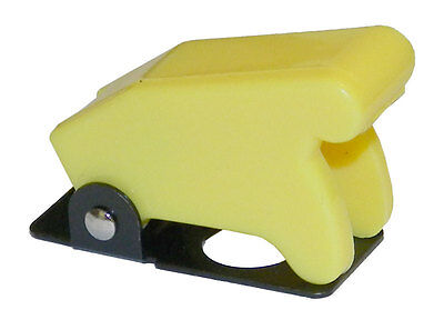 Safety Cover For Full Size Toggle Yellow 16103