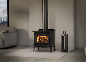 WOOD STOVE PACKAGE