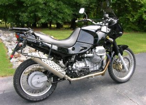 Loooking for a Moto Guzzi quota