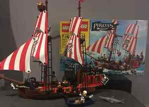Lego Pirate boat ship The Brick Bounty 70413 -NEW SEALED RETIRED