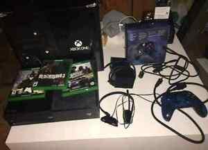 Xbox one 500gb comme neuve