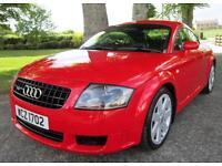 2004 Audi TT Coupe 3.2 V6 ( 250ps ) Quattro DSG - 32k miles!