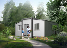 Granny Flat Expandable 2 bedroom Folding House - Angeli Gympie Gympie Area Preview
