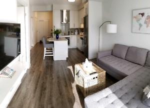 1 Bedroom + Den (Burlington)