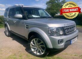 image for 2015 Land Rover Discovery 3.0 SDV6 HSE 5d 255 BHP 8SP 7 SEAT AUTO DIESEL ESTATE