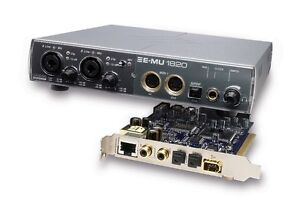 Creative E-MU 1820 Multi Input Soundcard