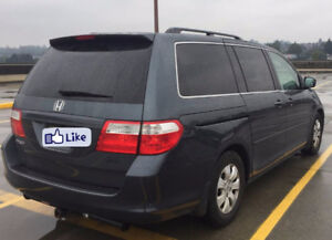 2006 Honda Odyssey EX 2nd Owner, Local No Accident, Low Kms