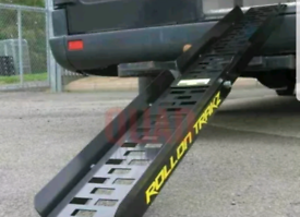 New 2mt Extra strong motorbike ramps with high edges