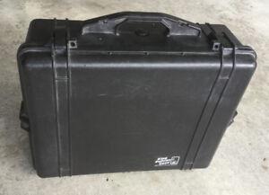 King Pelican 1600 Black Case (older model)