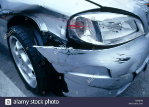 Looking for vehicles with body damage