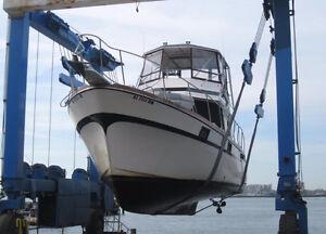 Live on a boat in superbe Varadero,Chambre sur bateau