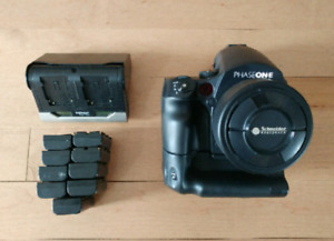 Phase One Medium Format Digital Camera System